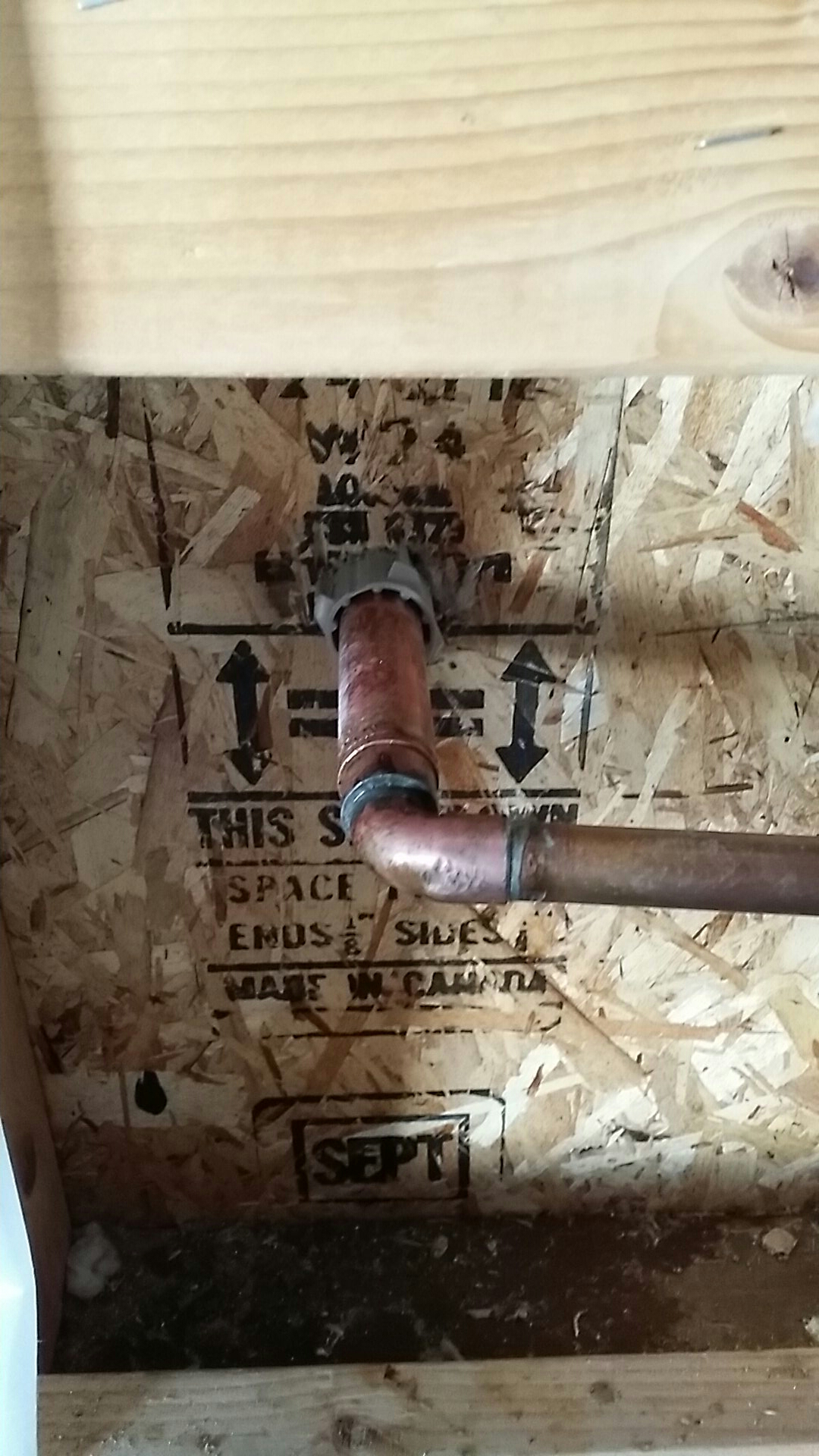 Clinton, UT - Hose bib replacement