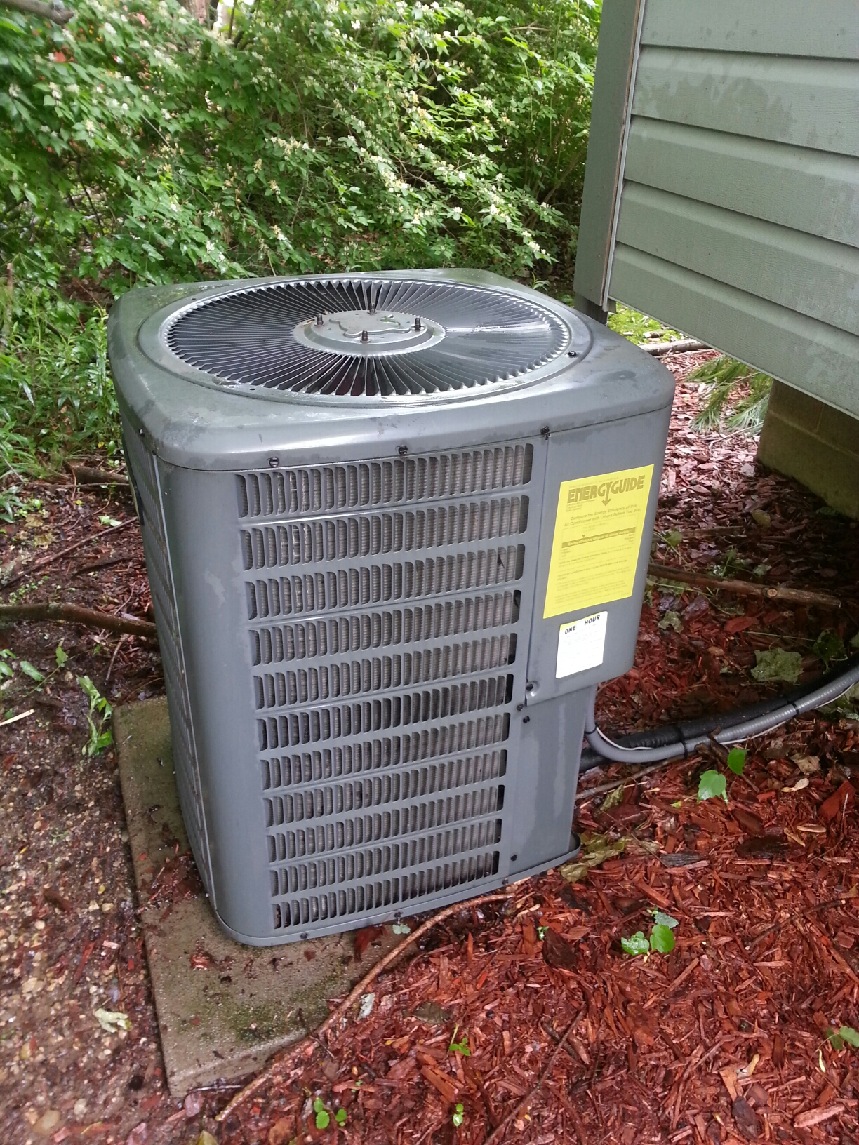 Worthington, OH - Goodman AC tune up