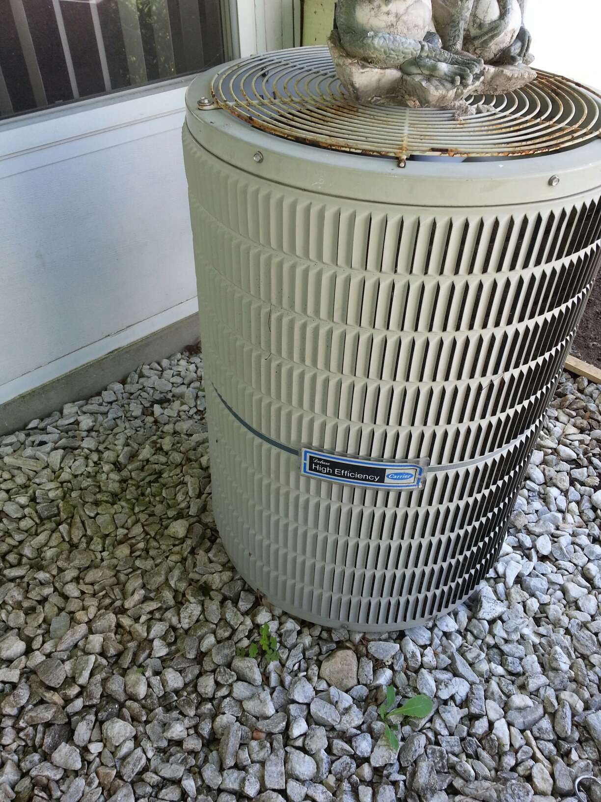 Upper Arlington, OH - Carrier AC Service