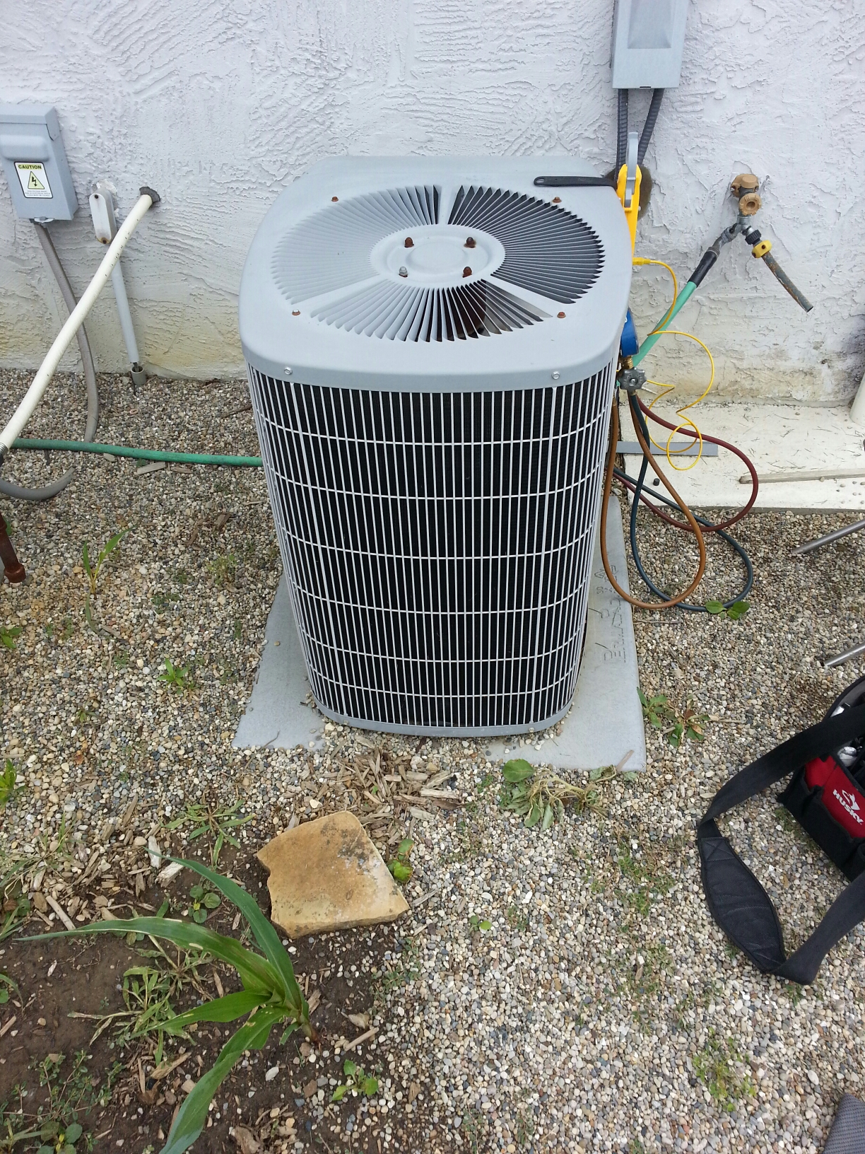 Reynoldsburg, OH - Carrier AC Maintenance