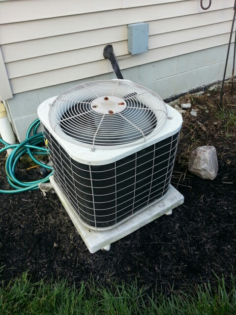 Grove City, OH - Bryant air conditioning fix.
