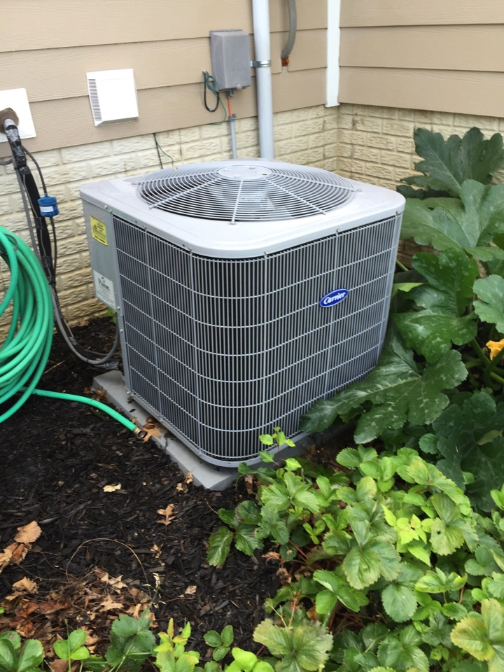 Galena, OH - Carrier air conditioning tune up