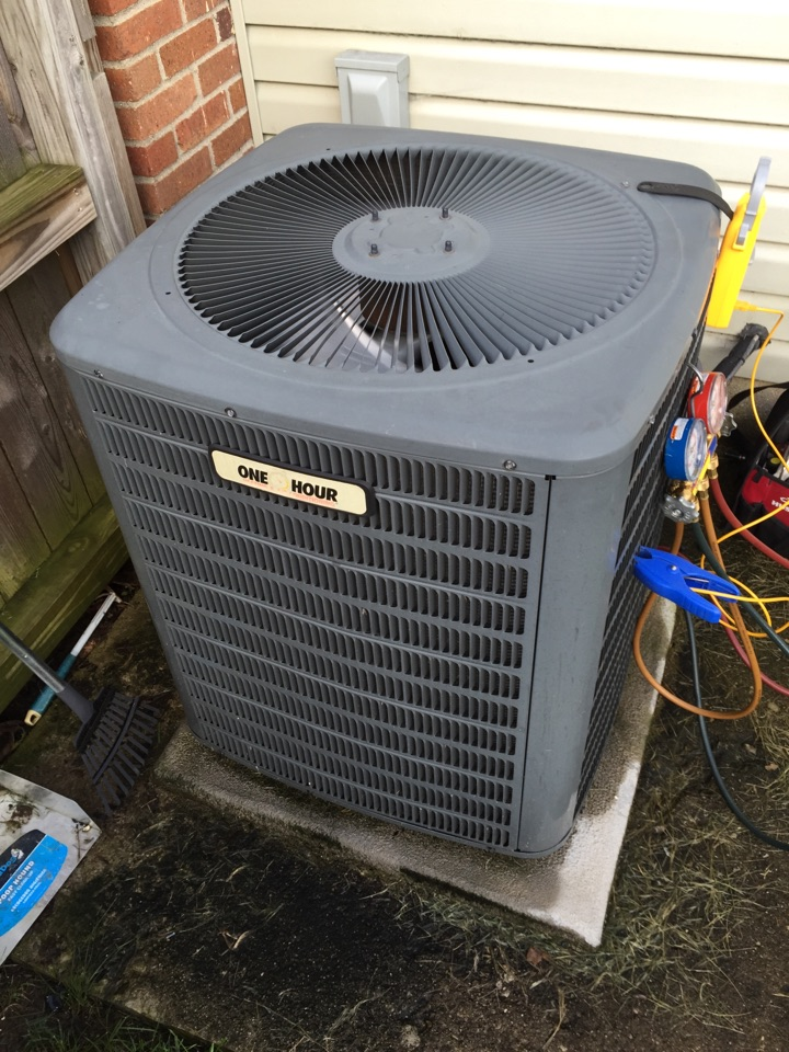 Upper Arlington, OH - AC yearly maintenance for a Goodman Air Conditioner