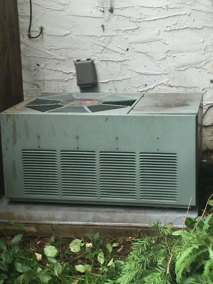 Worthington, OH - Rheem AC tune up