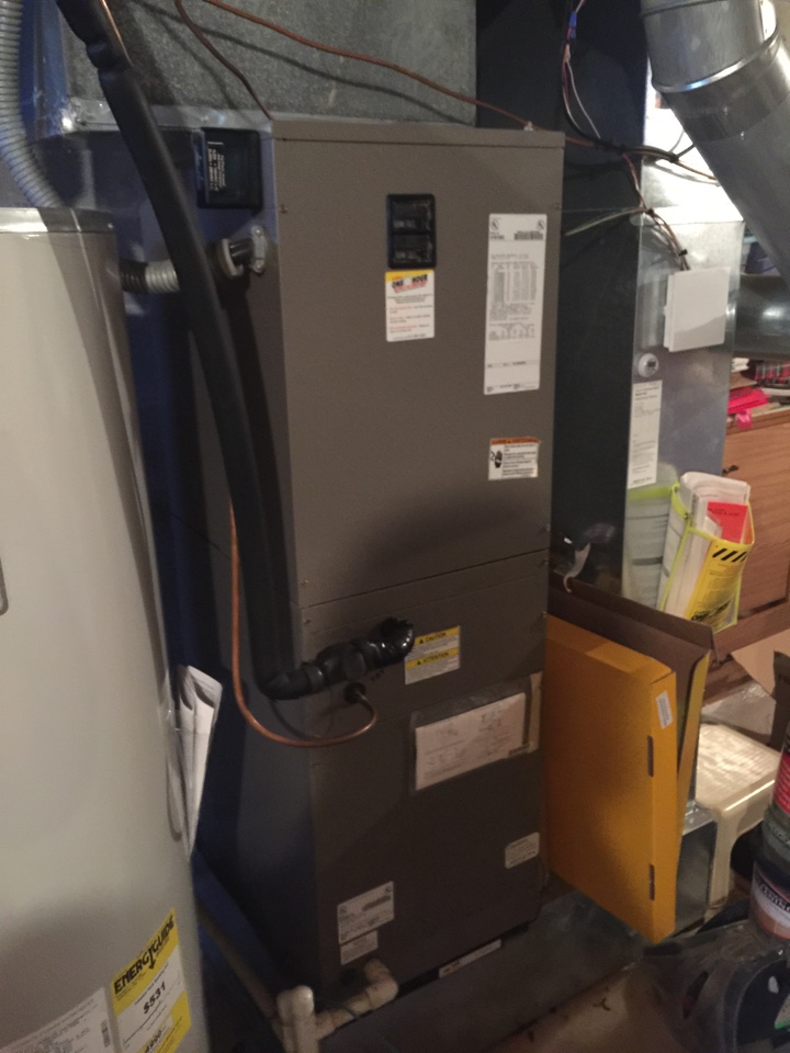 Delaware, OH - Tune up of an electric furnace.