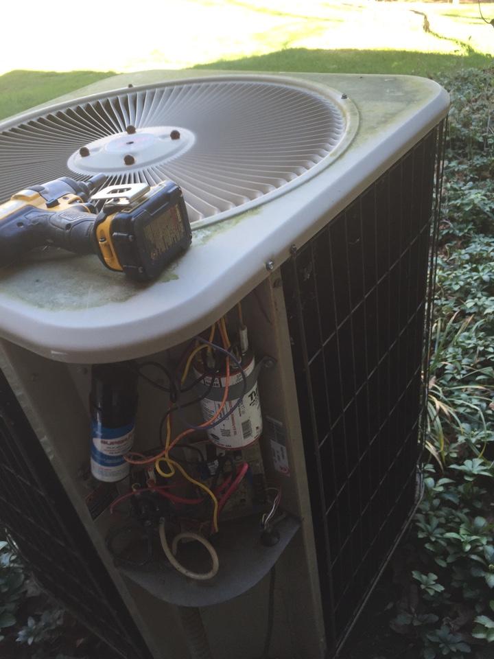 Powell, OH - Lennox Heat Pump Service