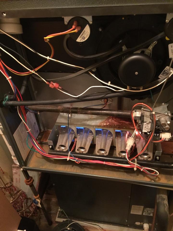 Delaware, OH - Furnace Repair