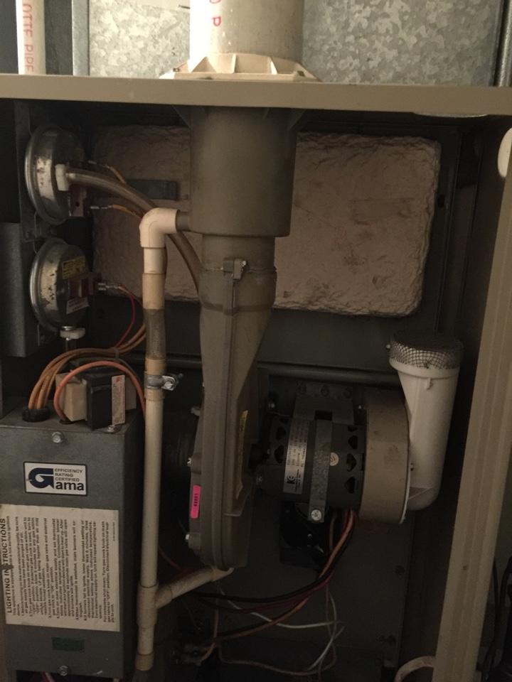 Delaware, OH - Trane furnace repair