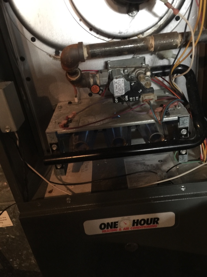 Powell, OH - Goodman furnace service