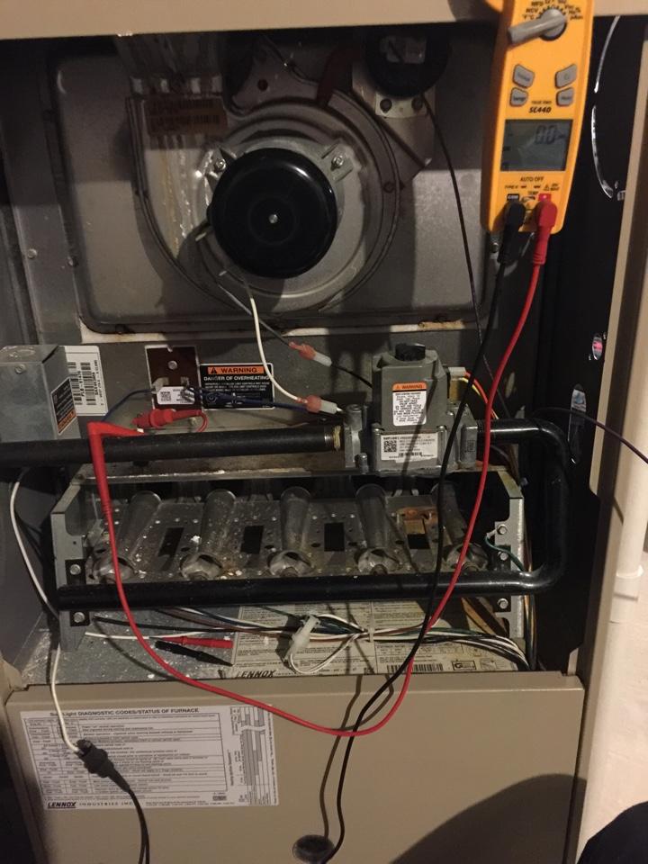 Galena, OH - Lennox furnace maintenance
