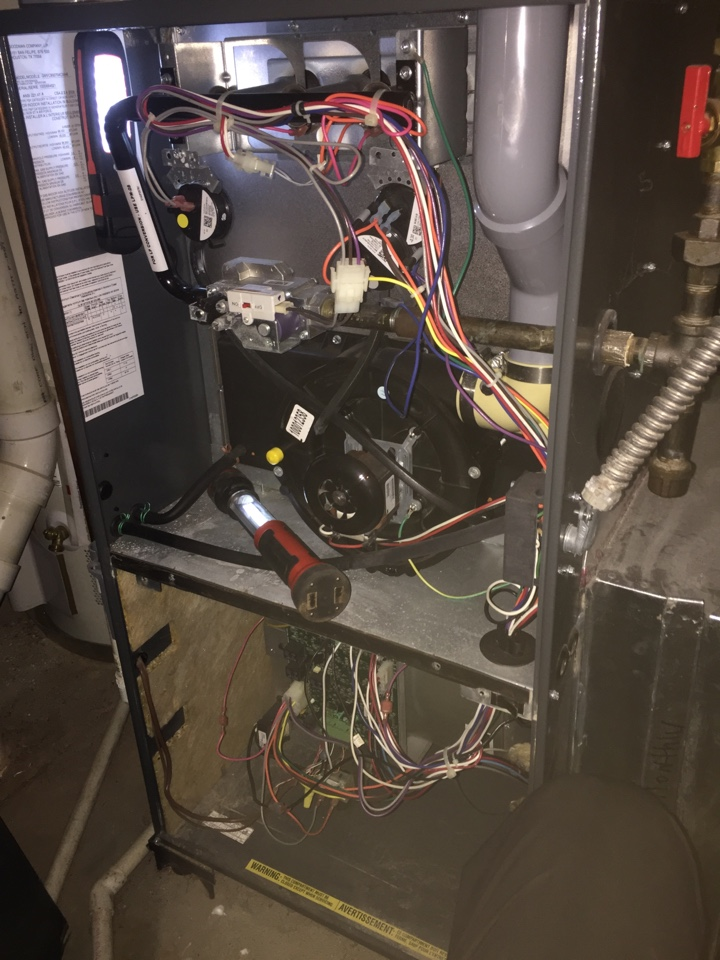 Blacklick, OH - 90% Goodman gas furnace