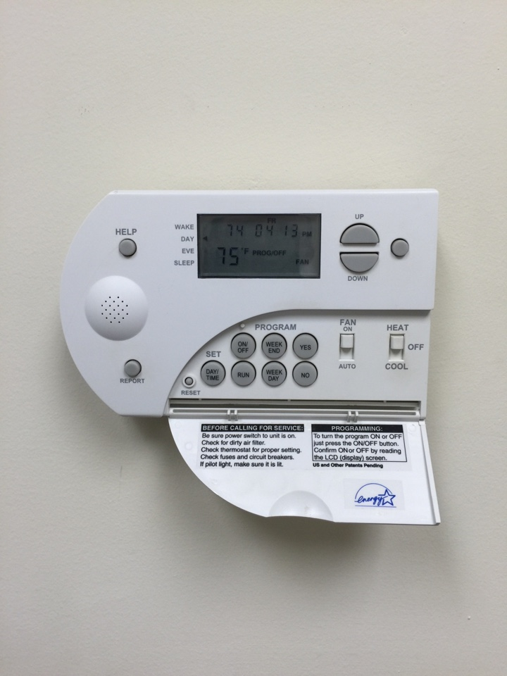 Lewis Center, OH - Thermostat repair