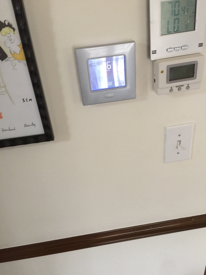 Powell, OH - Thermostat repair