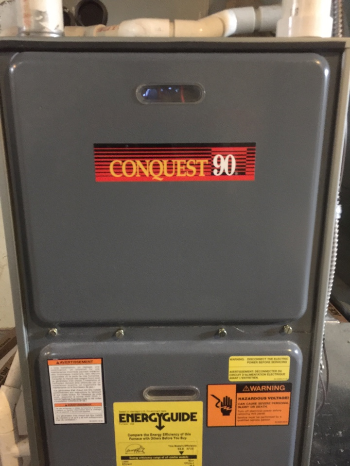 Delaware, OH - Conquest Gas furnace maintenance