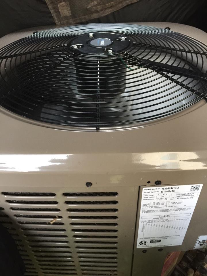 Delaware, OH - Yor AC maintenance