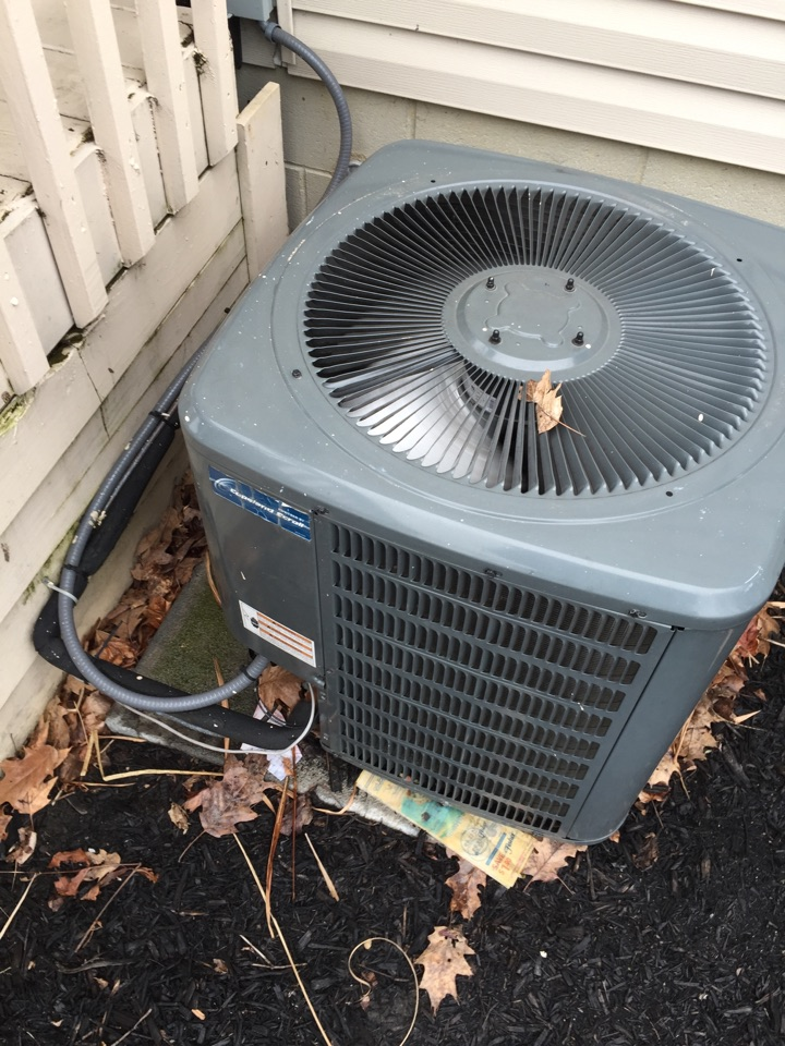 Hilliard, OH - Goodman AC maintenance
