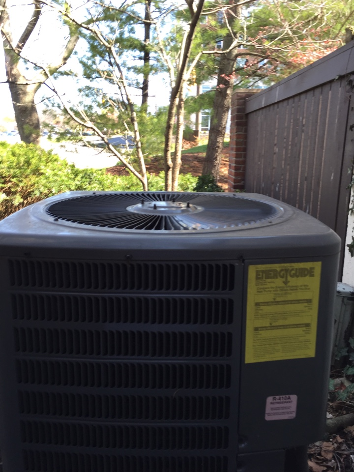 Worthington, OH - Heat Pump Tuneup for a Goodman