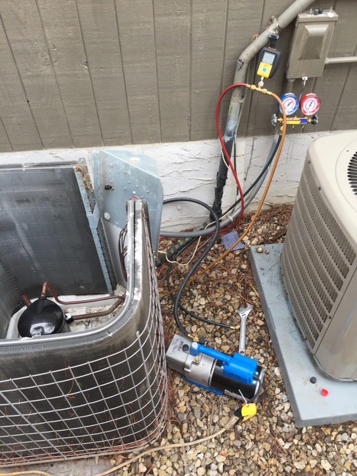 Worthington, OH - Payne AC repair