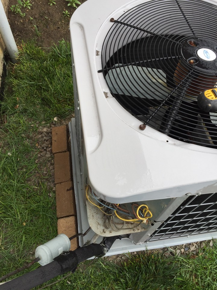 Sunbury, OH - Carrier AC tuneup