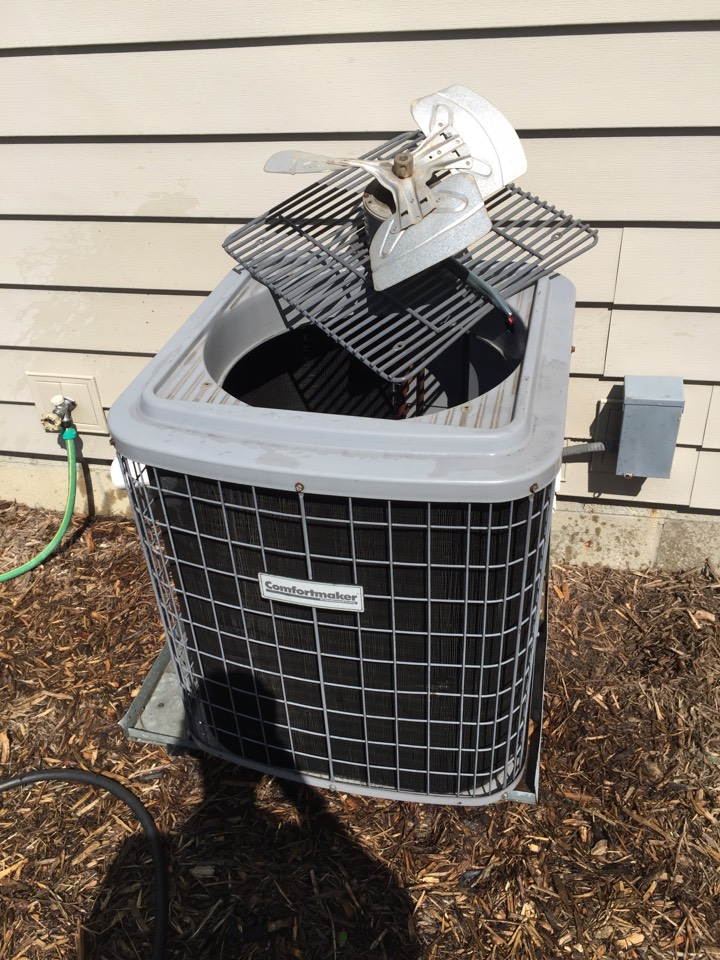 Hilliard, OH - Comfort Maker AC maintenance