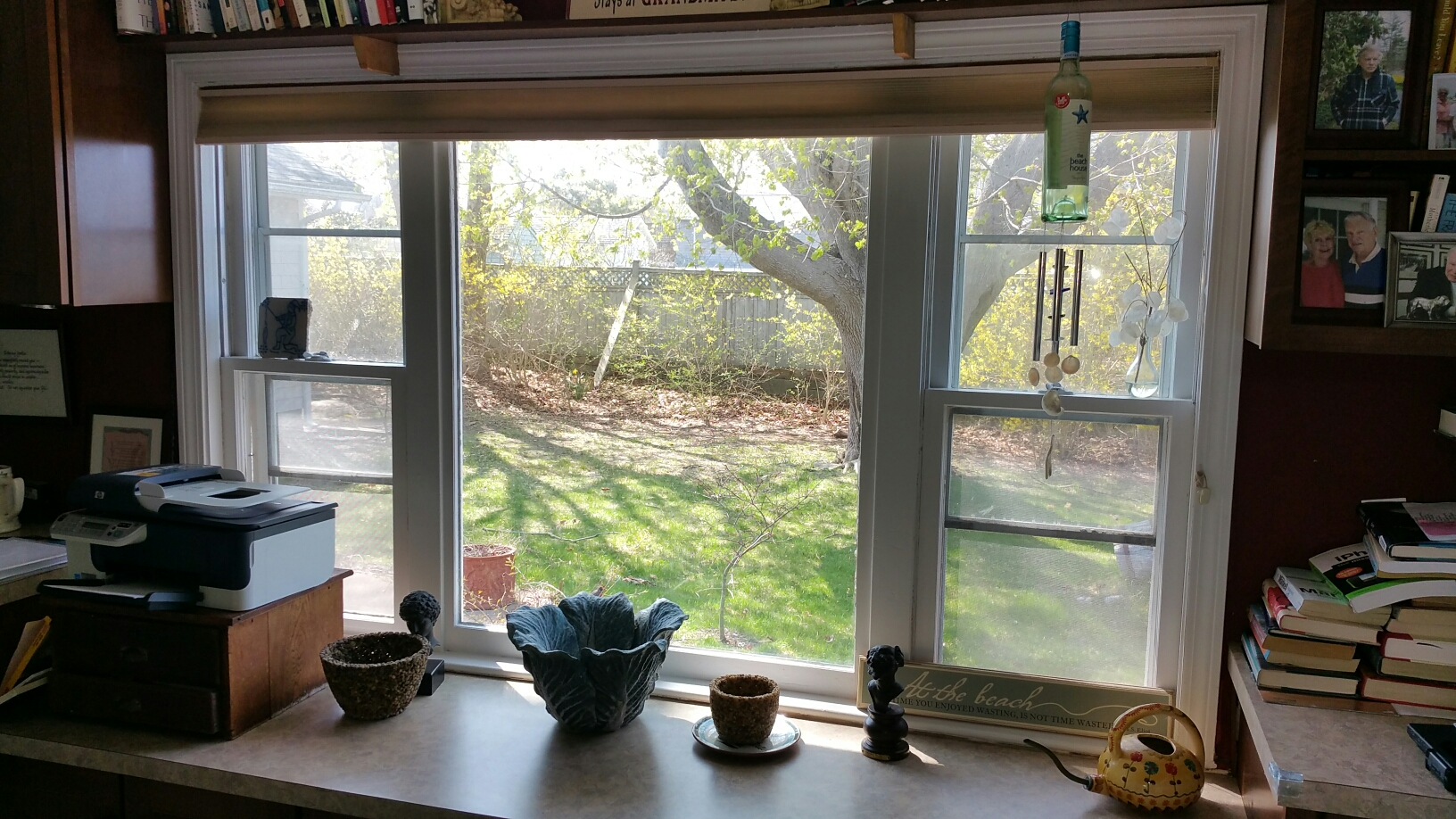 North Kingstown, RI - Turning this old fashioned window into a bright new beautiful triple gliding window that will let in so much more light. Renewal by Andersen can transform all of your dated looking for Windows into maintenance free gorgeous up-to-date products!