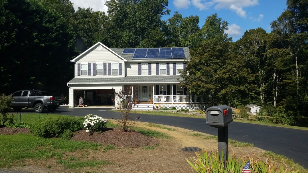 Huntingtown, MD - Siding installation, Alside prodigy siding, Insulated siding, siding replacement, certainteed,