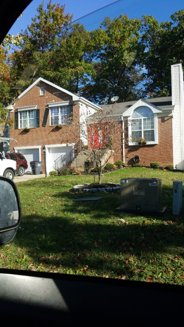 Waldorf, MD - Roof replacement, new roof install, insurance claim, storm damage ,wind damage, insurance replaced roof, master elite installer, GAF ,architectural shingle, certainteed roofing