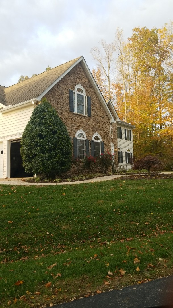 Dunkirk, MD - Storm damage, hail damage, roof replacement, storm repairs, insurance claim, certified contractor, GAF, architectural shingles