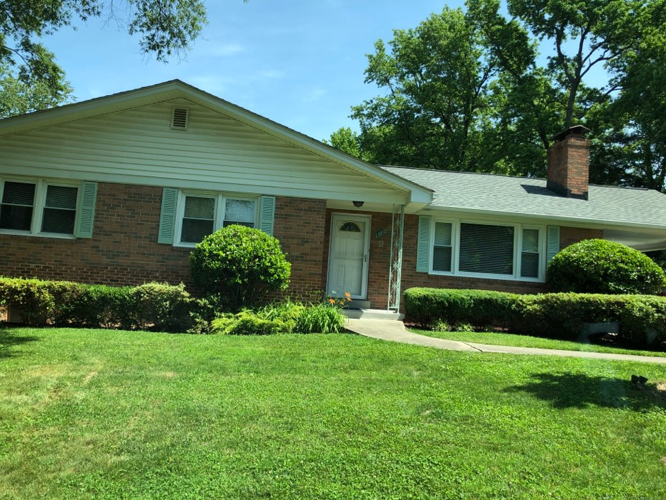 Temple Hills, MD - Brick home homeowner wishes to install James Hardie siding over top of existing brick.
