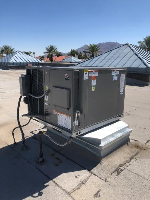 Las Vegas, NV Air Conditioning and Heating Services by Century Air