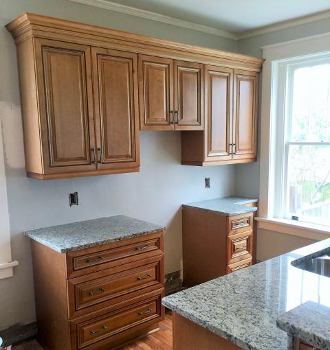 Richmond VA Granite Countertops And Cabinets