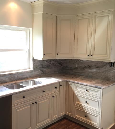 Cabinets Amp Granite Countertop Installation Panda Kitchen
