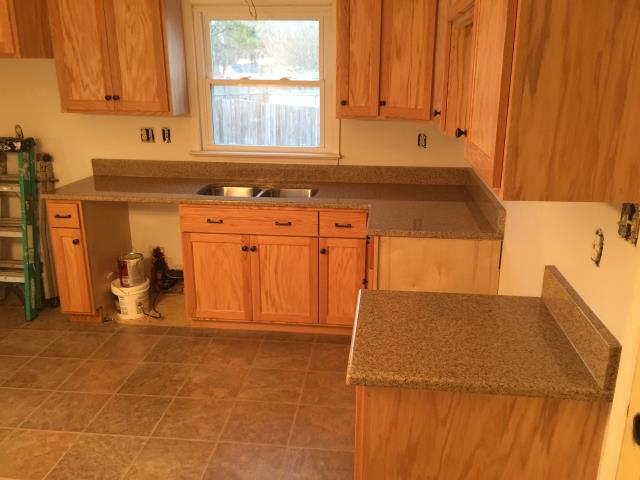 Richmond, VA - Such a pleasure to install the Wheatfield granite counter tops for my client's  mother.  Thank you so much for all your referrals.