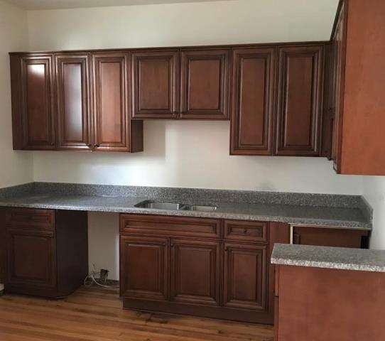 Richmond, VA - Just finished installing a new kitchen in another VCU apartment kitchen for a repeat client who has used us for 3 other downtown apartments.