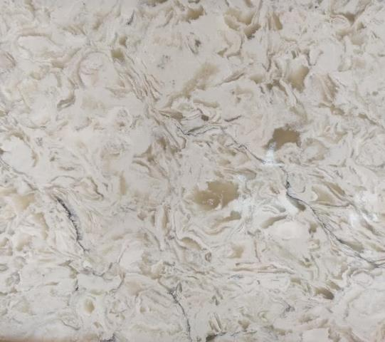 Ashland, VA - Just installed another one of our new In-stock Quartz. This one is called Montclair White. We love the colors and soft movements in this quartz.