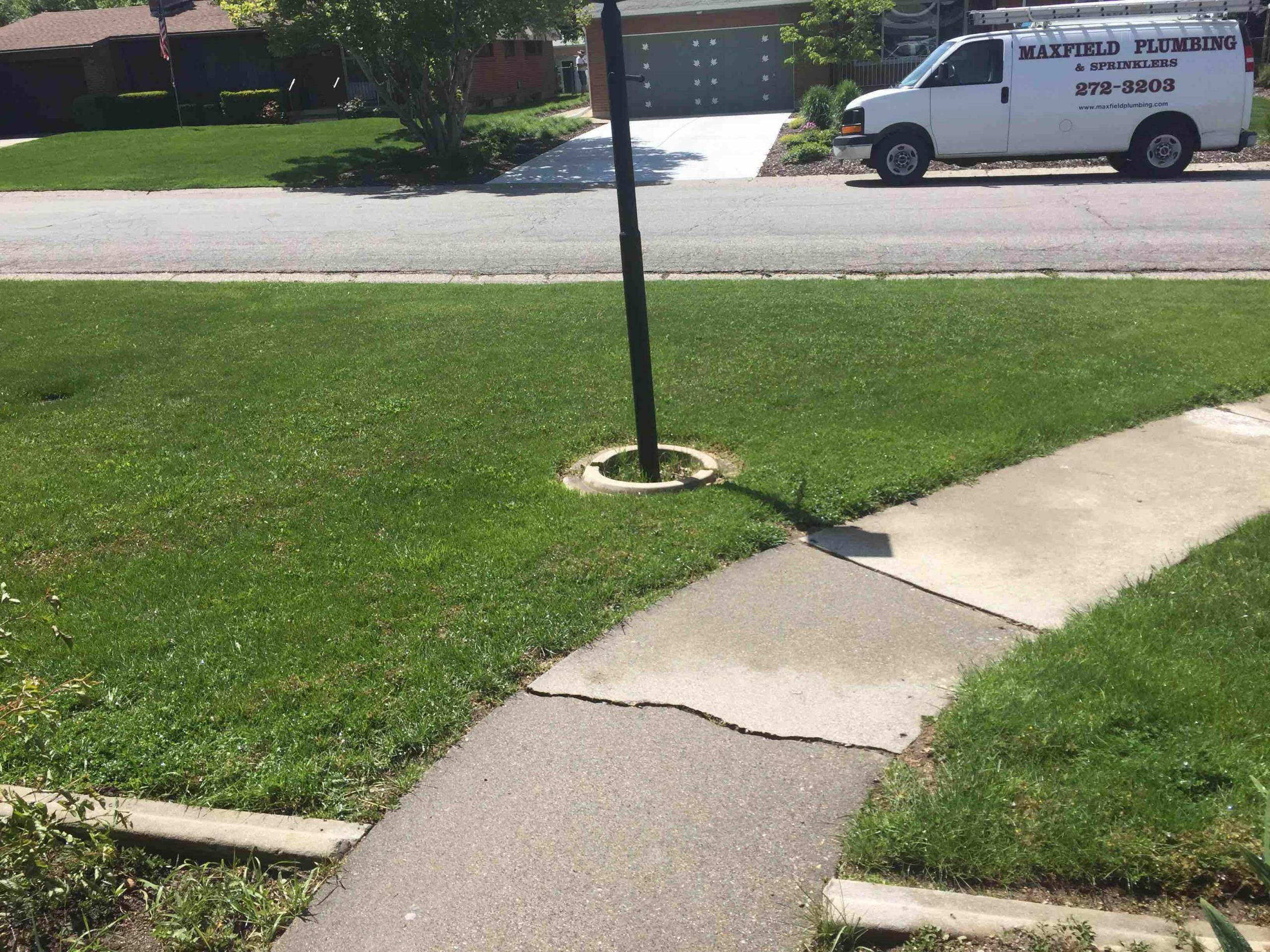 Millcreek, UT - repair sprinklers, set up sprinklers for season