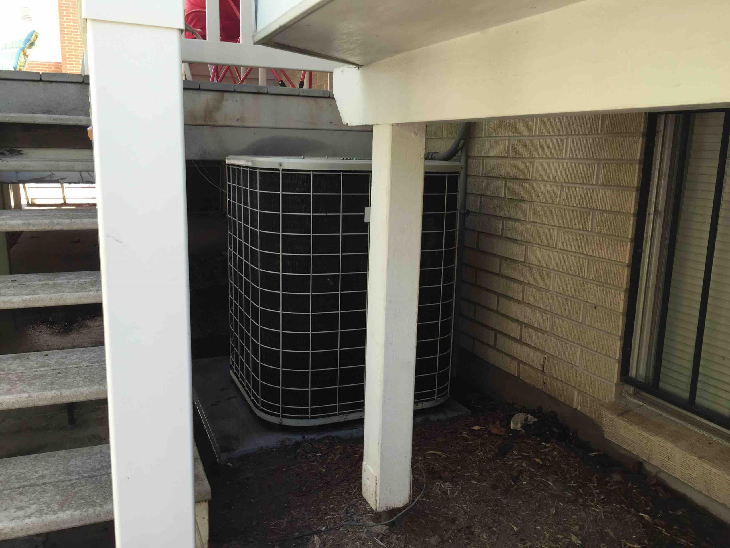 Millcreek, UT - a/c service. tune-up on heil air conditioner unit. changed out bad contactor.