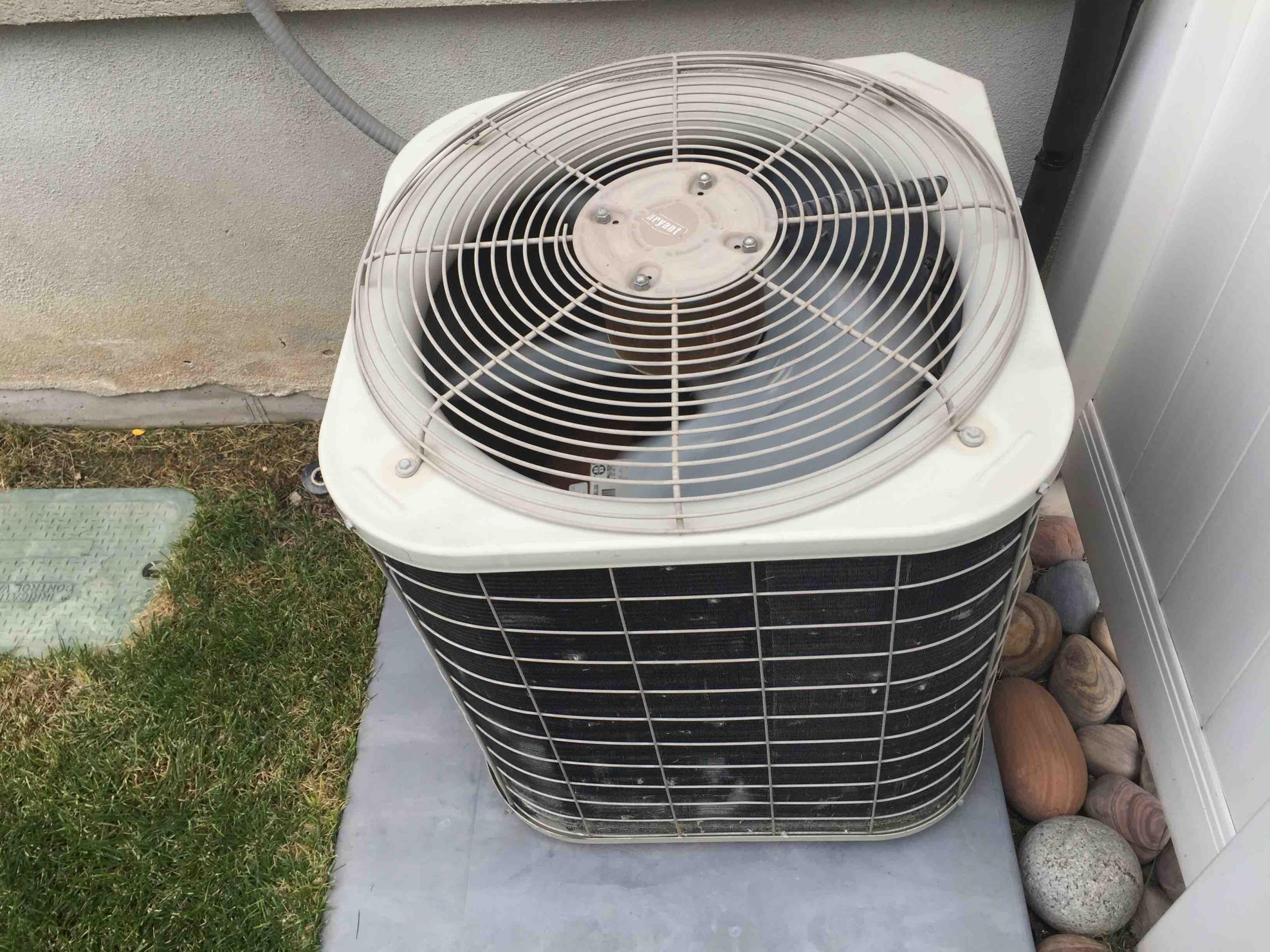 Millcreek, UT - annual maintenance on a Bryant air conditioner