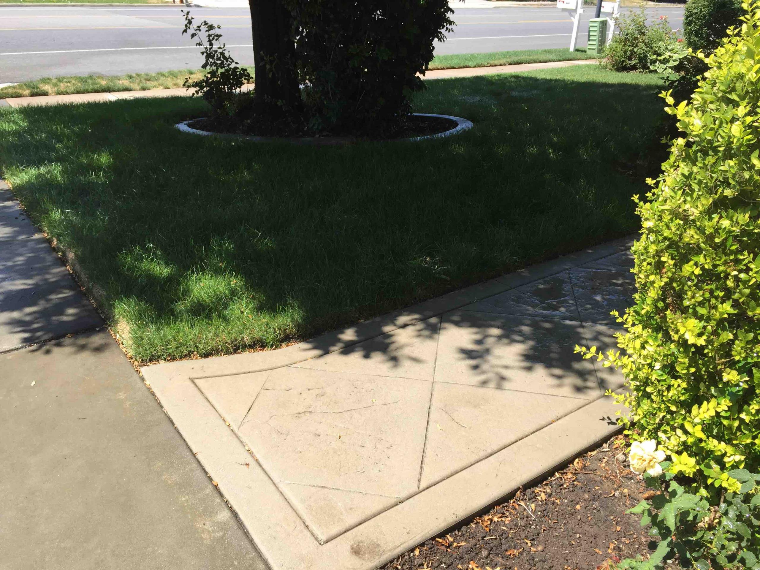Sandy, UT - fix and adjusted sprinklers coverage