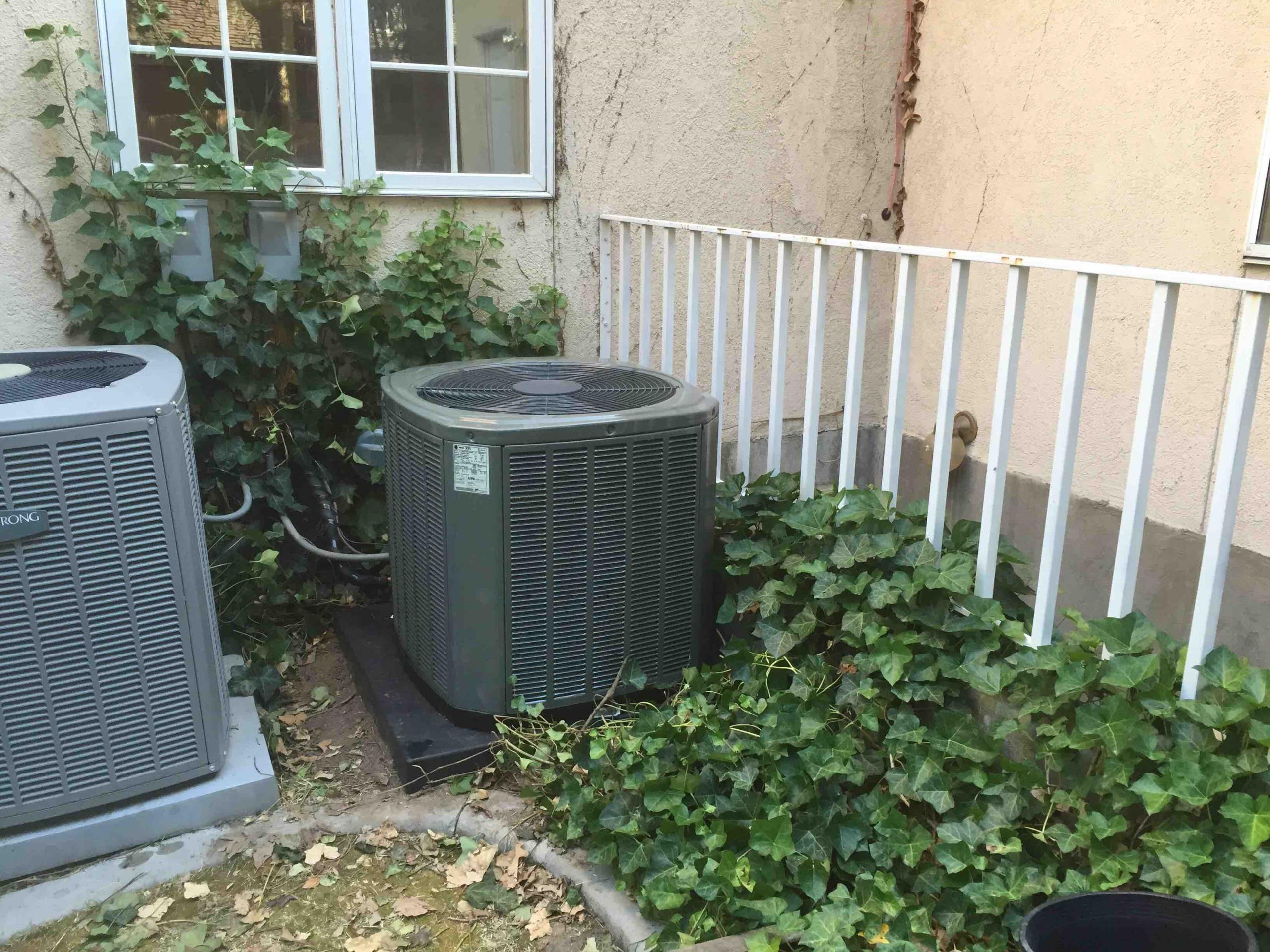 Sandy, UT - installed trane 95 percent furnace, coil and condenser.