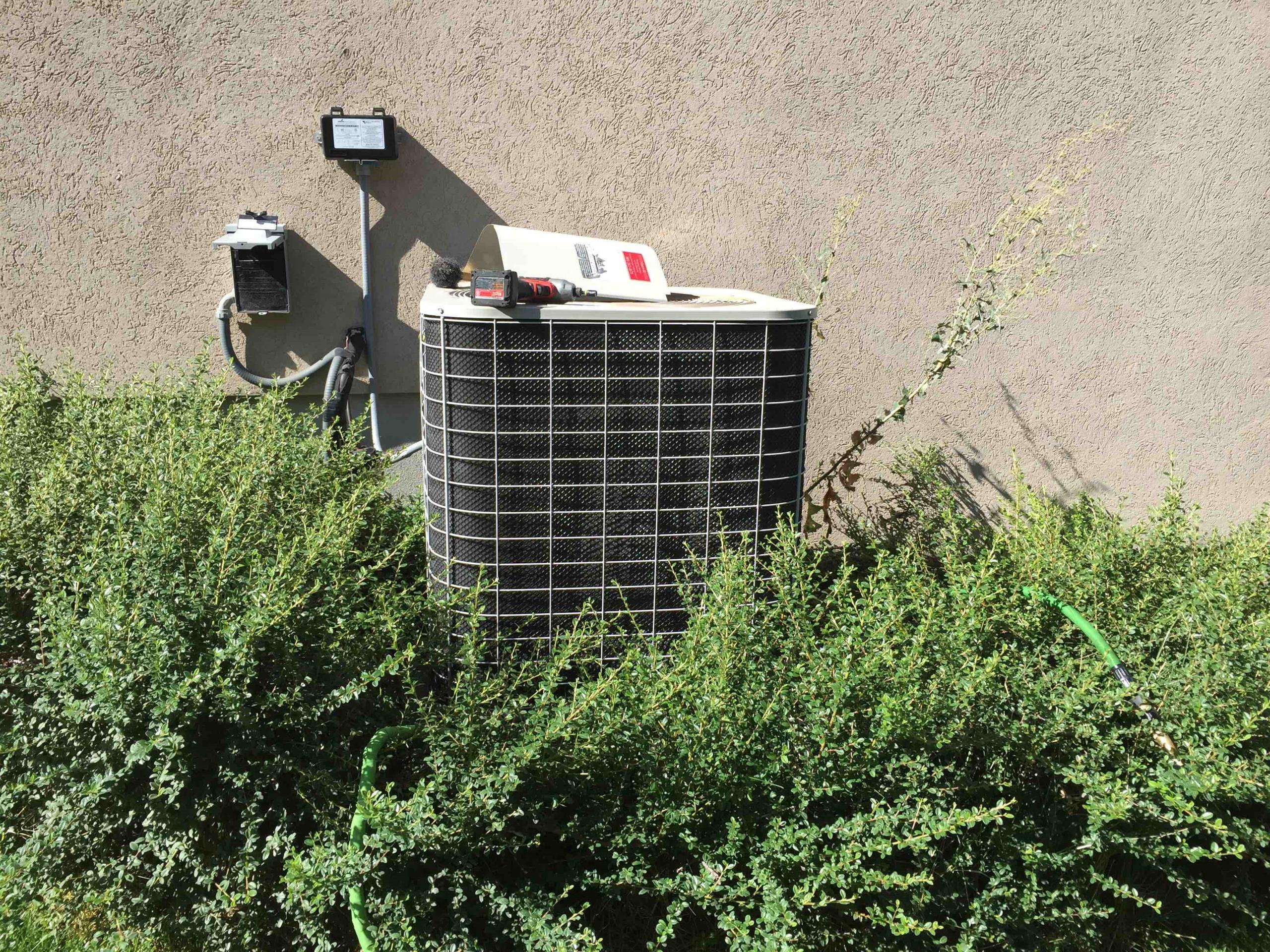 Draper, UT - a/c service. tune up on a nordyne a/c system