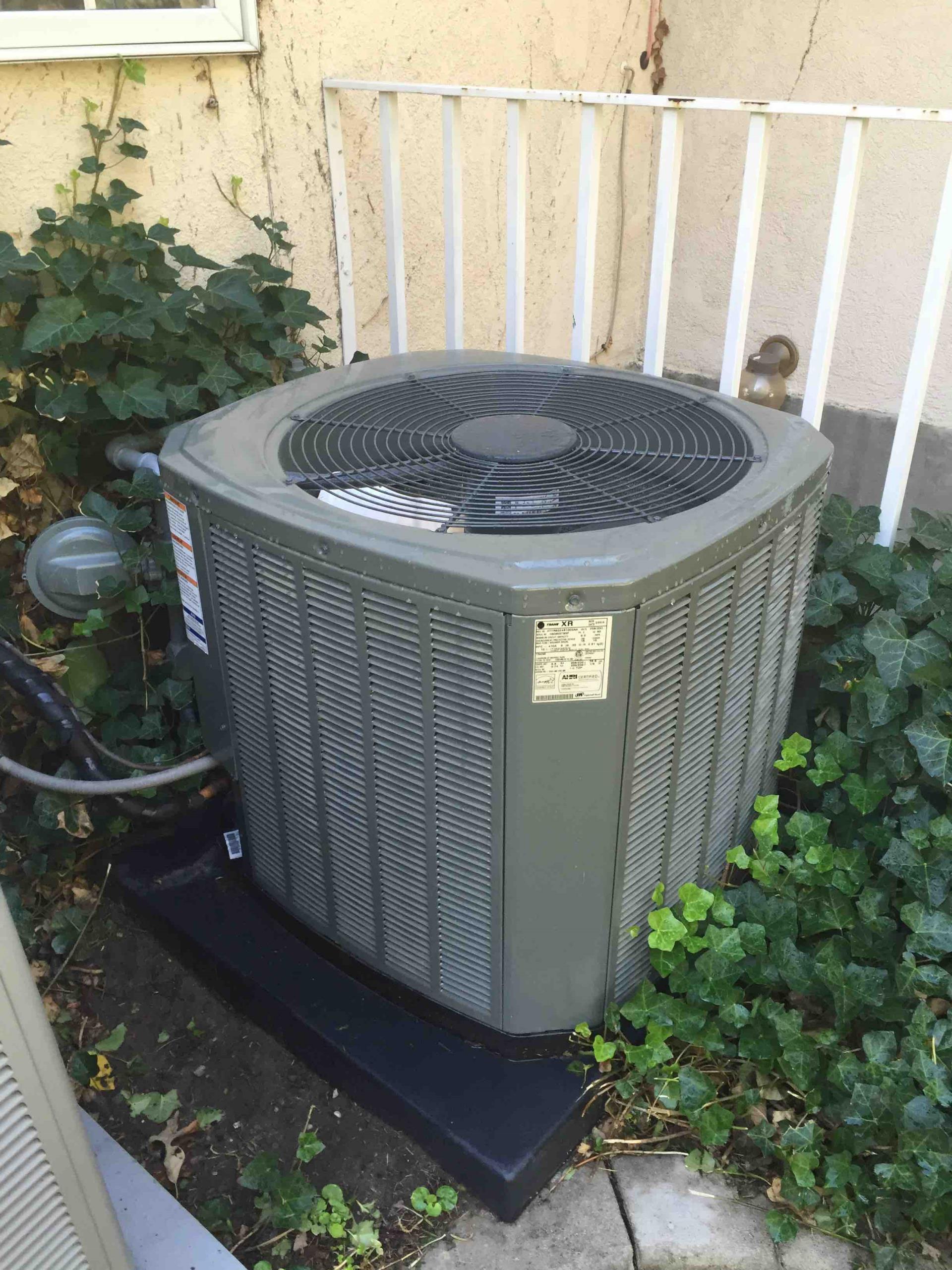 Sandy, UT - new install trane xr air conditioner