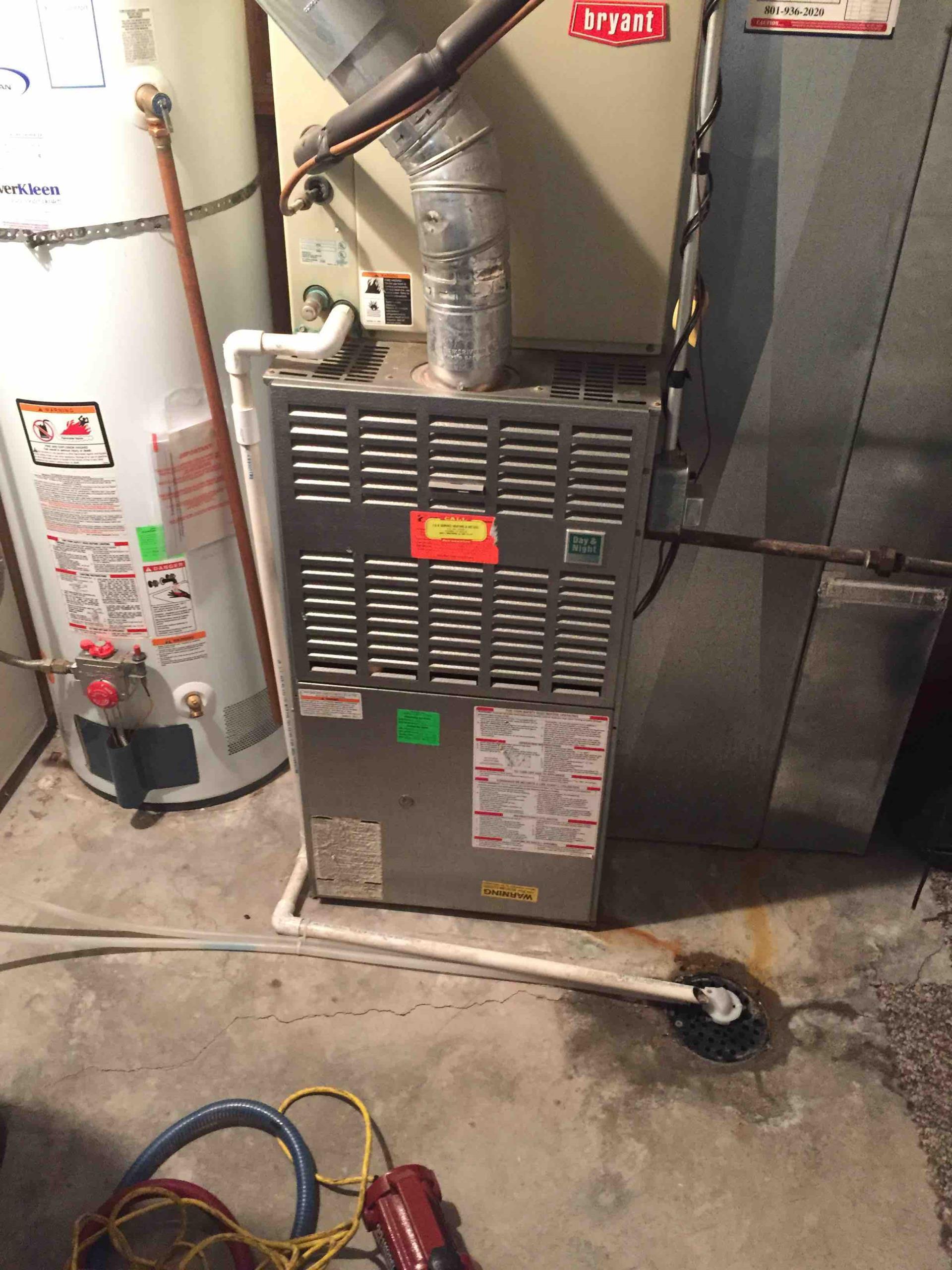 South Jordan, UT - day and night furnace service