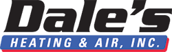 Recent Review for Dale's Heating & Air, Inc