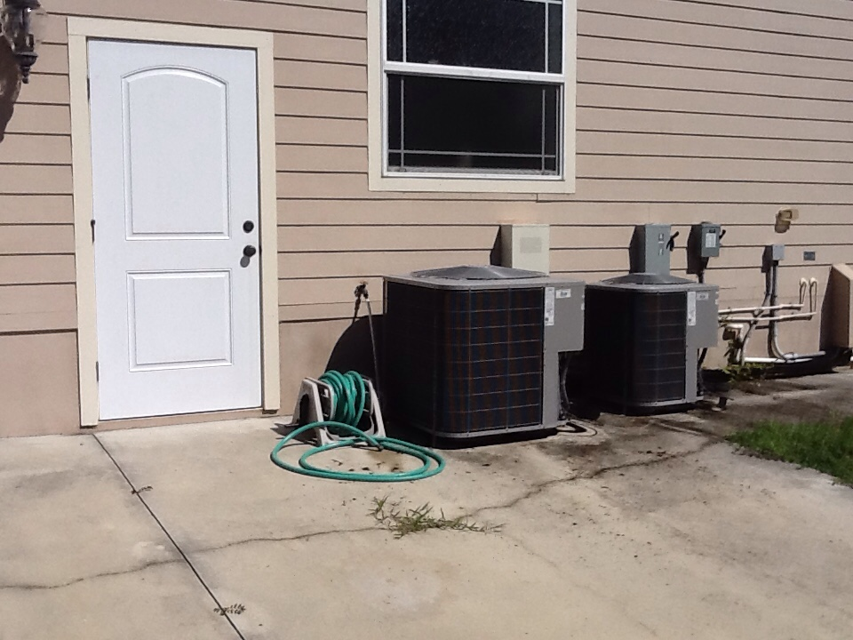 Alva, FL - Ac maintenance on Bryant systs,