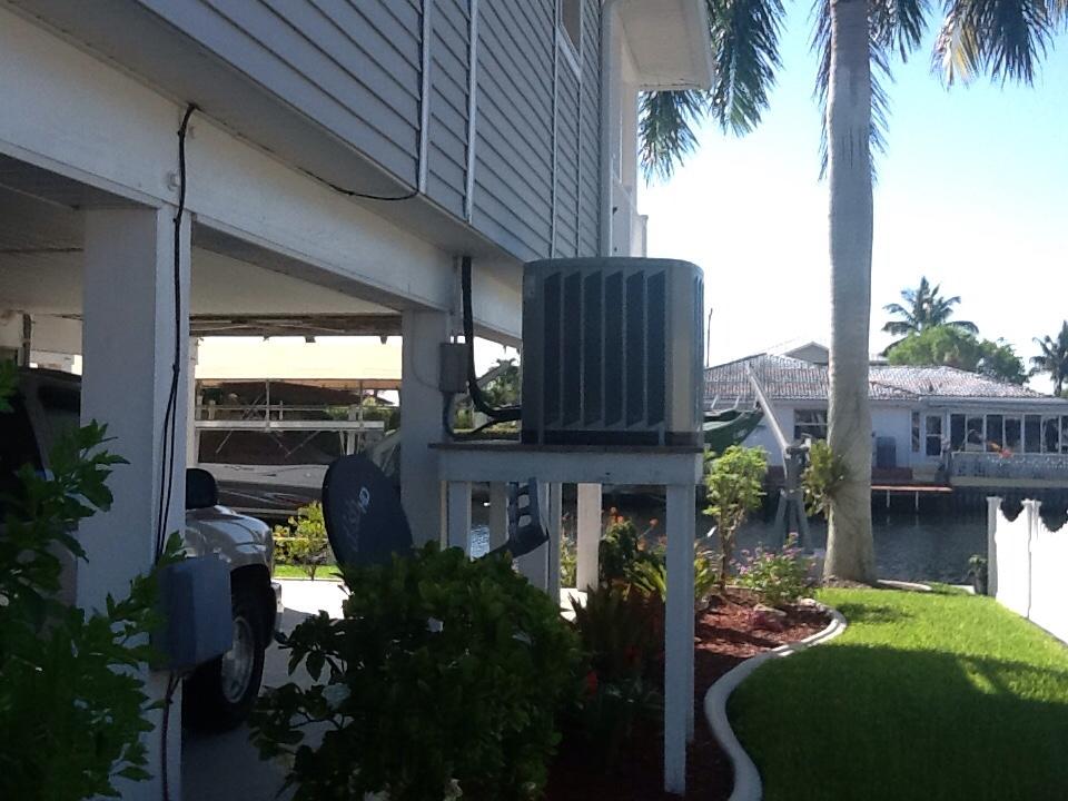 Matlacha, FL - Ac tuneup on Trane