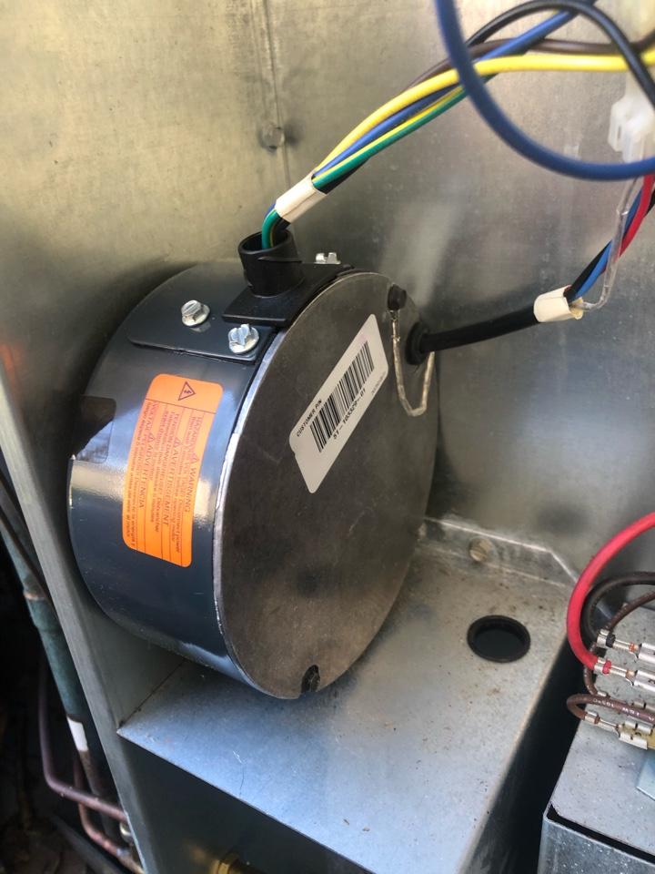 Prattville, AL - New condenser motor and module