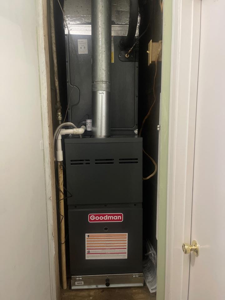Prattville, AL - New gas system