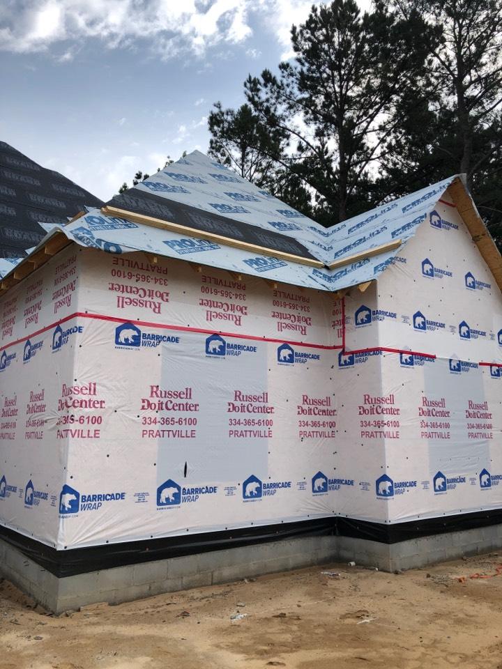 New construction. Sales, service, estimate