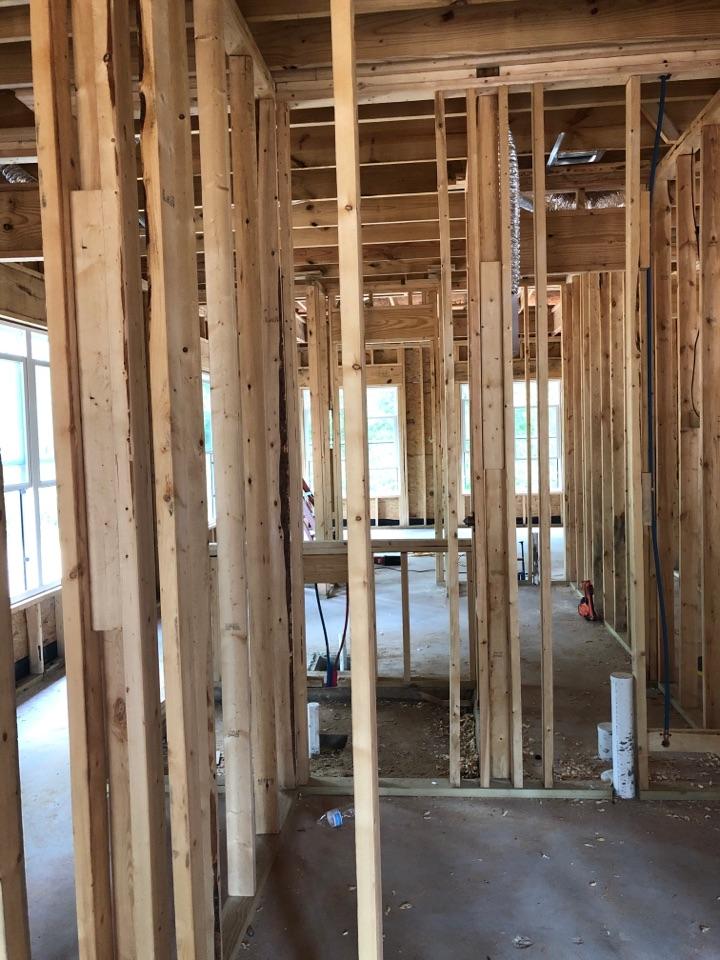 New construction, sales service, install, estimates